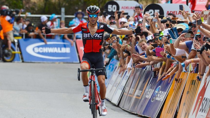 Richie Porte remporte l'étape-reine — Tour Down Under