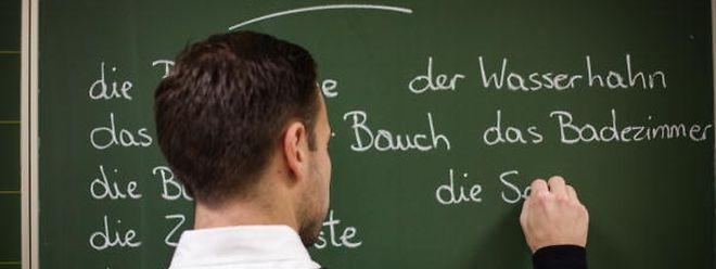 In diesem Jahr mussten viele Lehrerposten mit Chargés besetzt werden.