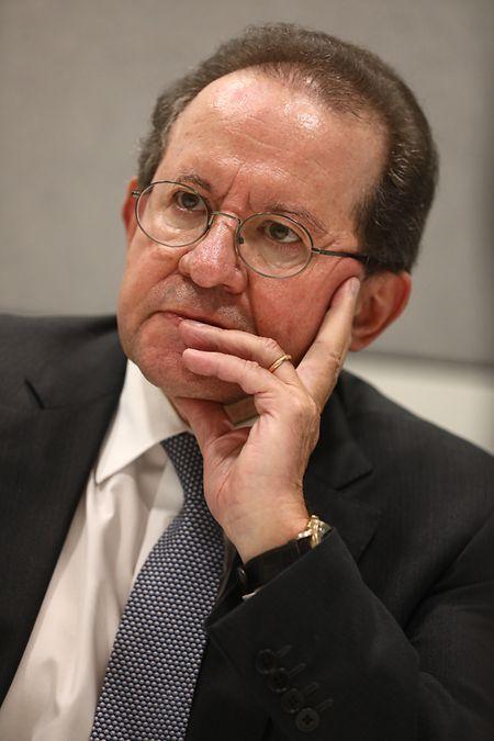 Vítor Constâncio, war als Ex-Vizepräsident der Europäischen Zentralbank (EZB) insbesondere für die Bankenunion verantwortlich.