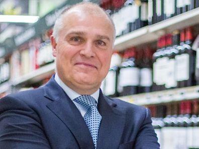 ITW François Remy (Auchan), Retour sur 20 ans d'évolution des supermarchés, Foto Lex Kleren