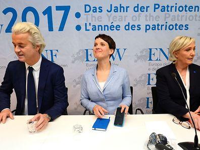 Für Geert Wilders, Frauke Petry und Marine Le Pen ist Populismus kein Schimpfwort.