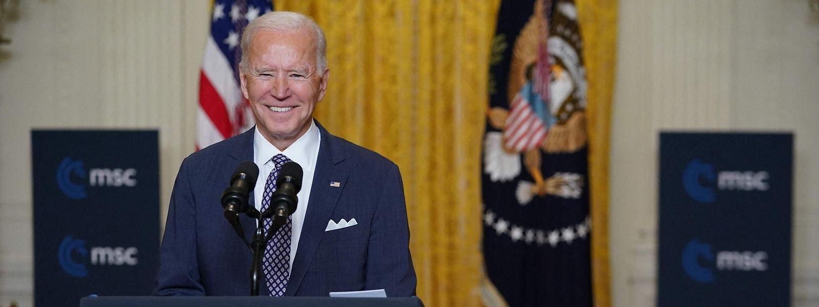 US-Präsident Joe Biden will nicht mit dem Bündnispartner brechen - im Gegenteil.