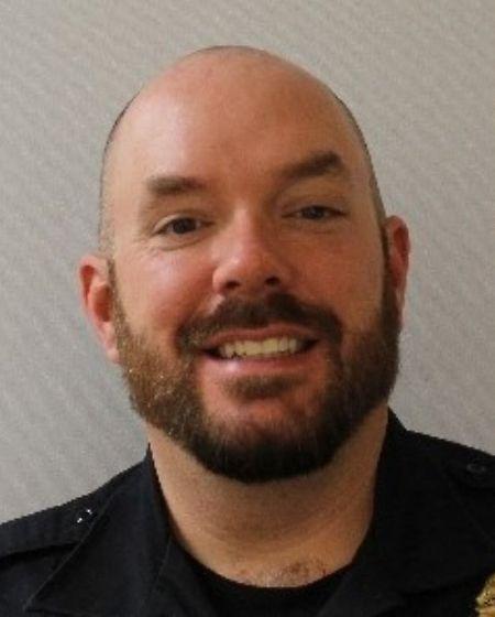 """Officer William """"Billy"""" Evans wurde bei dem Angriff getötet. Er stand seit 18 Jahren im Dienst der Kapitol-Polizei."""