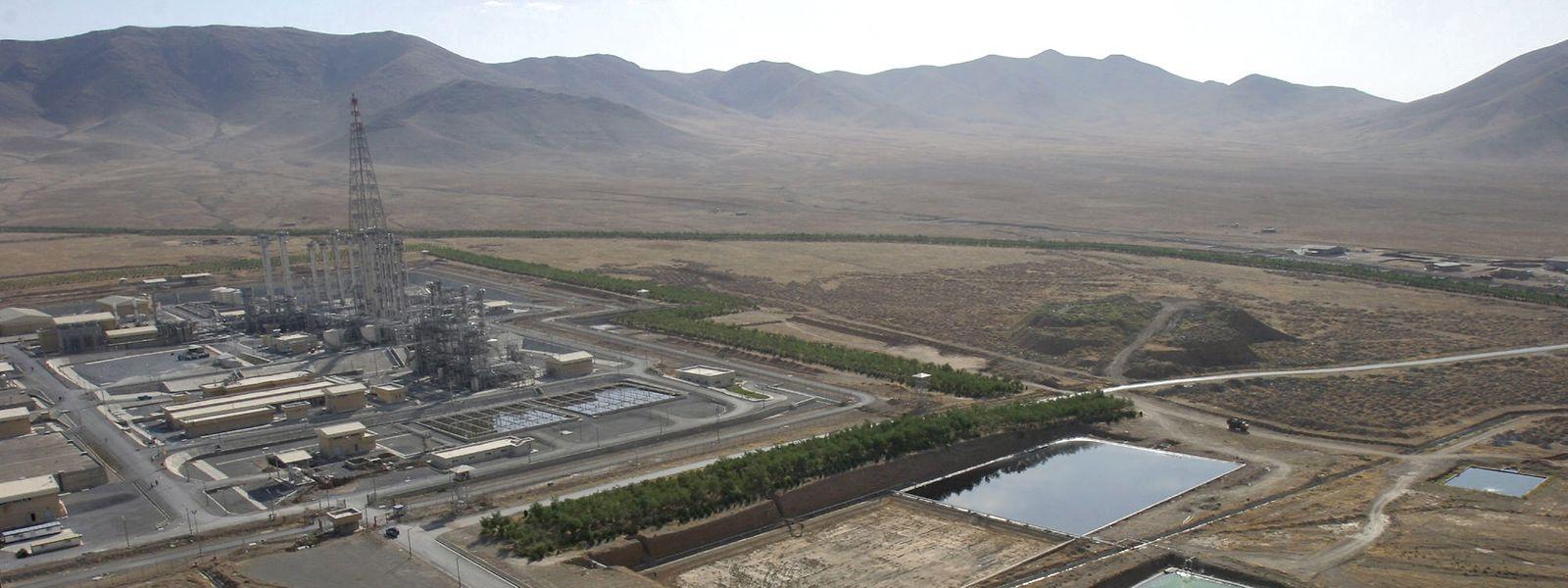 Iran könnte den Reaktor Arak zu einem Schwerwasserreaktor zurückbauen. Das würde die atomaren Kapazitäten des Landes erhöhen.