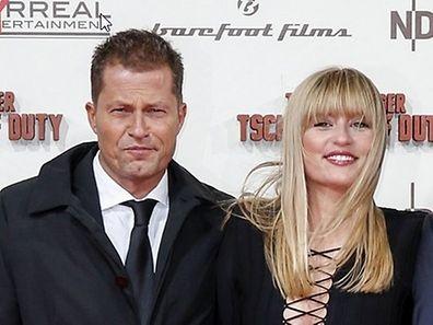Til Schweiger (l.) und seine älteste Tochter Luna, die bereits in einigen seiner Filme mitwirkte.