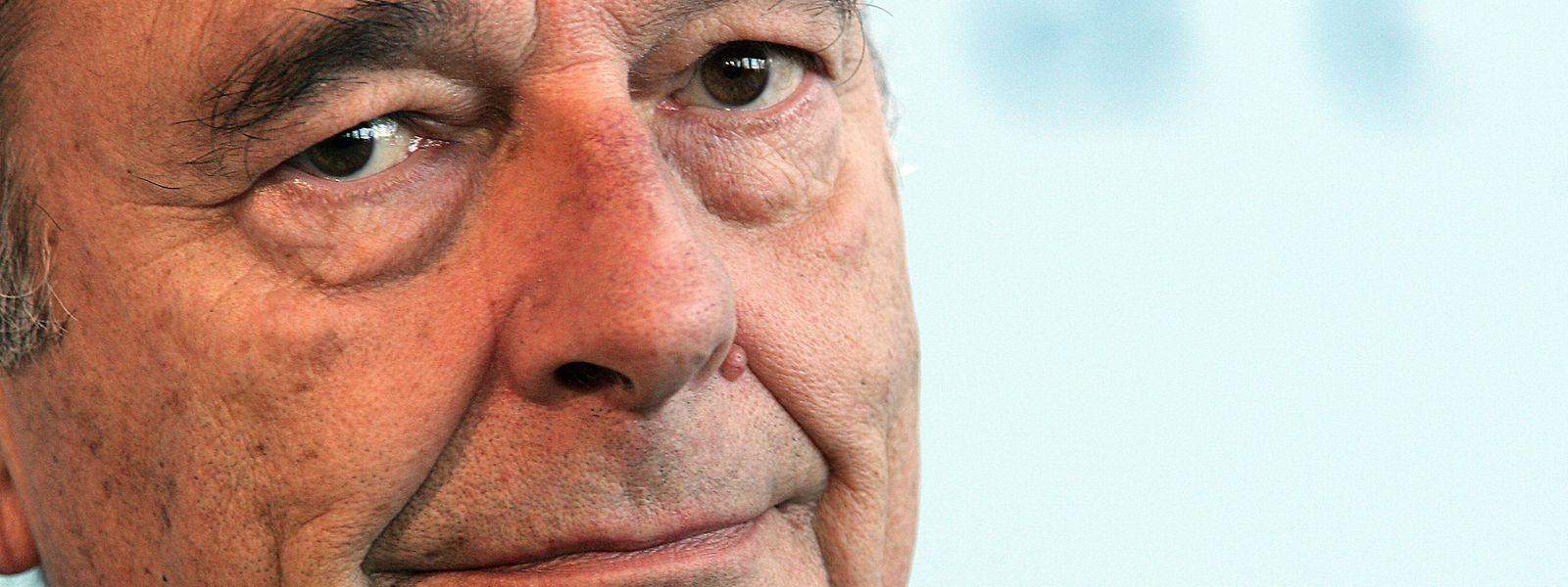 Jacques Chirac est décédé ce jeudi a annoncé sa famille.