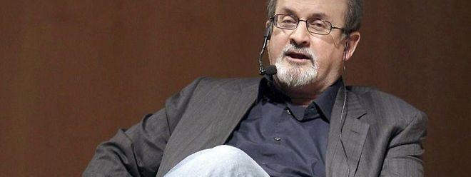 Der britisch-indische Autor Salman Rushie hat sich beim Literaturfestival angekündigt.