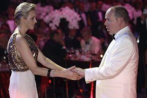 Fürst Albert II. und Charlène luden zur Rot-Kreuz-Gala.