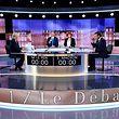 Vier Tage vor der entscheidenden Runde in der französischen Präsidentenwahl lieferten sich die beiden verbliebenen Kandidaten Emmanuel Macron und Marine Le Pen am Mittwochabend ein letztes TV-Duell.