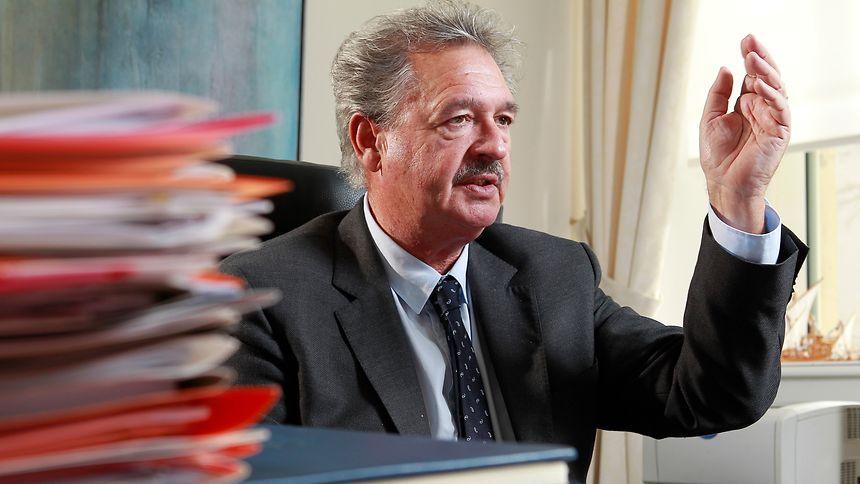 Aussenminister Jean Asselborn (LSAP) - Foto: Serge Waldbillig