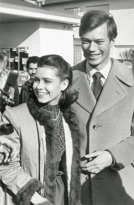 Maria Teresa casou a 14 de Fevereiro de 1981, no dia de São Valentim, com o Grão-Duque Henri.