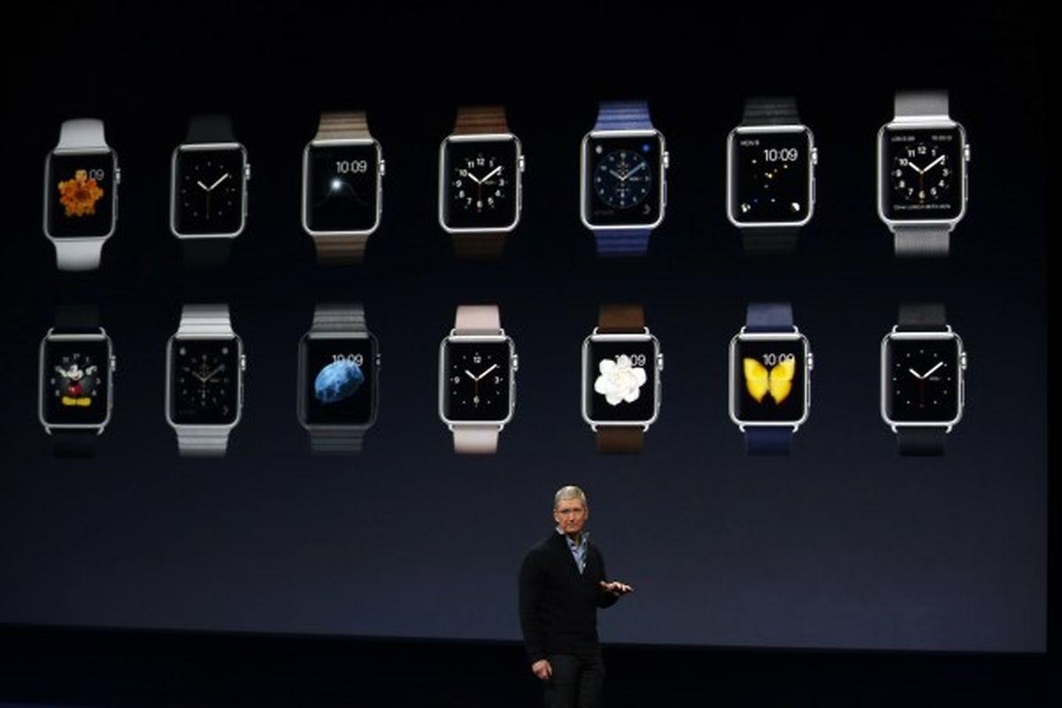 Die Apple Watch ist in vielen verschiedenen Ausführungen erhältlich.