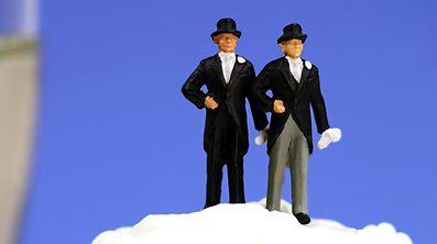 Nach jahrelangen Diskussionen soll nun noch in dieser Woche über die Ehe für alle entschieden werden.