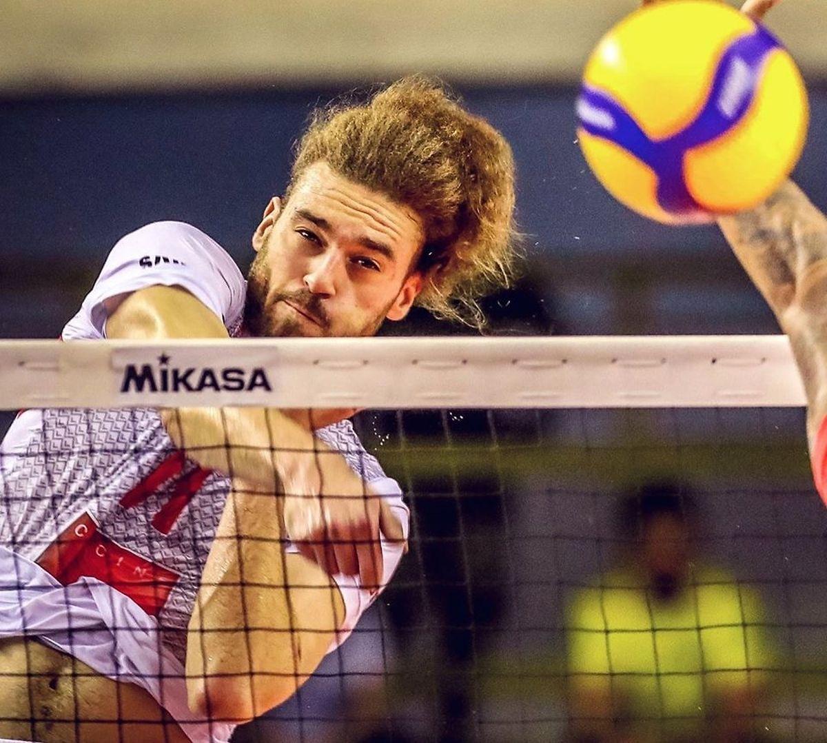 Kamil Rychlicki ist zu einem der besten Volleyballer Europas geworden.