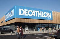Environ la moitié de la clientèle du magasin vient du Luxembourg.