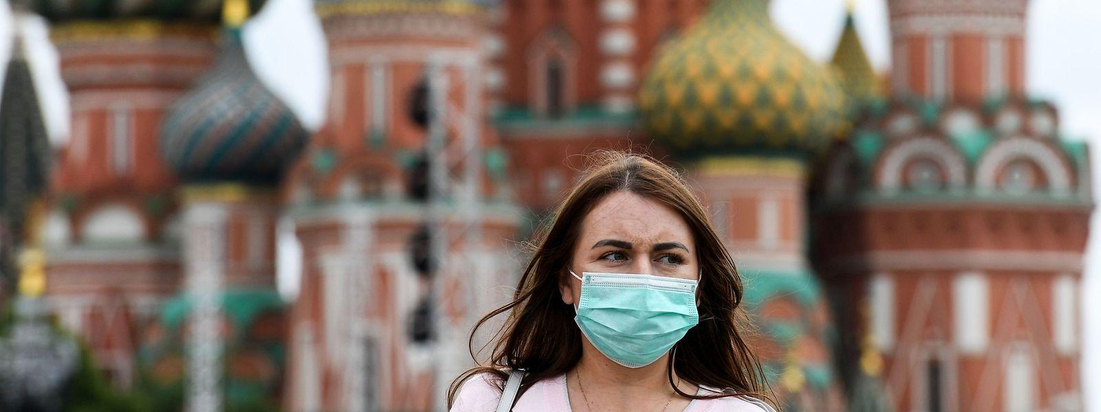 Wegen der Corona-Pandemie befindet sich Russland im Moment in einer Art Schwebezustand.