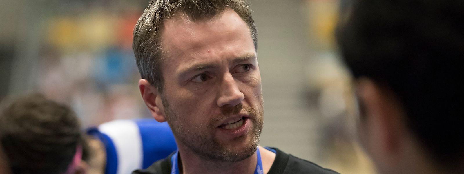 Erny Hoffmann ist nicht länger Trainer des HB Düdelingen.