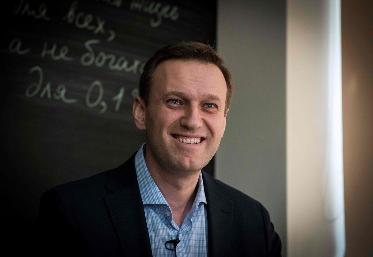 Alexej Nawalny hat sich mit seinem Kampf gegen Korruption viele mächtige Feinde gemacht.