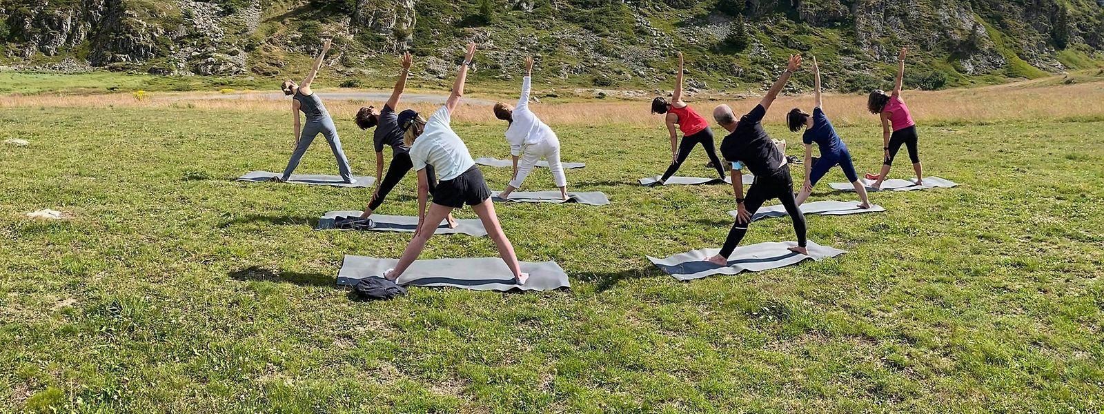 Yoga im Urlaub? Kein Problem! Das gibt's unter anderem in den Yoga Schools mit Übungen von Heberson Oliveira in den Club-Med-Resorts Cefalù (Italien), Alpe d'Huez (Frankreich), La Plantation d'Albion (Mauritius), Kemer (Türkei) und Les Arcs Panorama (Frankreich).