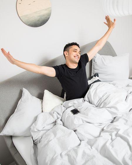 Ausreichend Schlaf ist wichtig für die Gesundheit - und für einen frischen Start in den Tag.