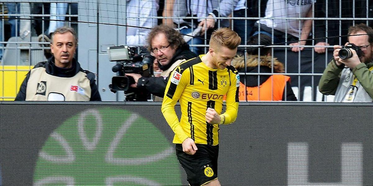 Marco Reus feierte ein erfolgreiches Comeback.
