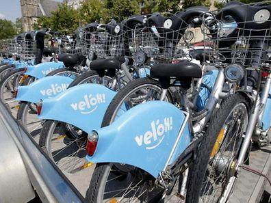 Avec l'ouverture de cette nouvelle station dans le quartier résidentiel du Kirchberg, répondant à une demande des habitants, le réseau Vel'oh ! de la Ville compte désormais 76 stations et 716 vélos disponibles.