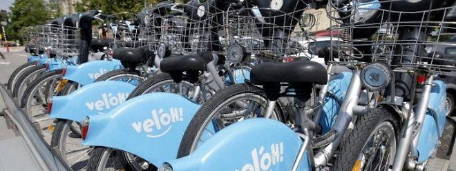30% des Vél'Oh seront électriques d'ici l'an prochain.