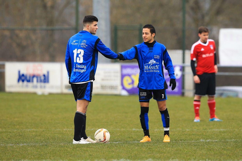 Racing Troisvierges - FC Pratz.-Redange 3-0