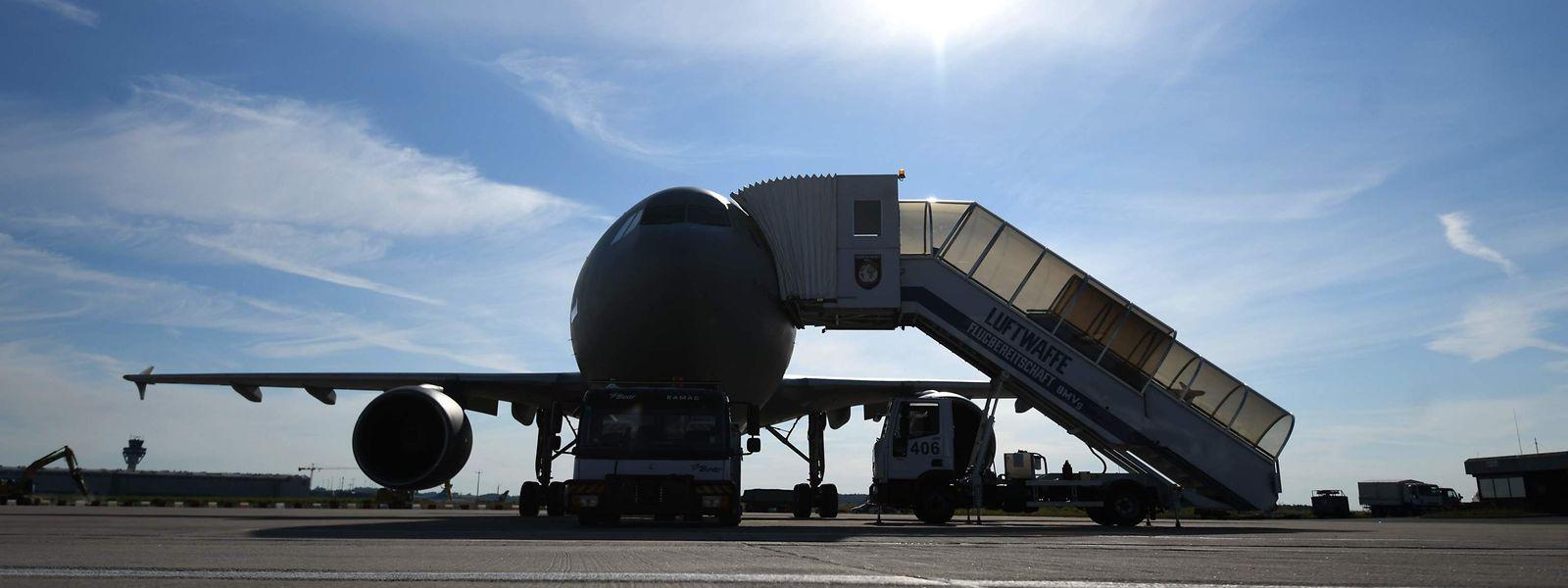 L'an passé, l'aéroport régional a vu passer 263.000 voyageurs. Bien loin des 4,4 millions de passagers du Findel...