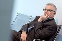 12.03.13 affaire dite bommeleeer, justice, luxembourg, ici:  ben geiben  photo: Marc Wilwert