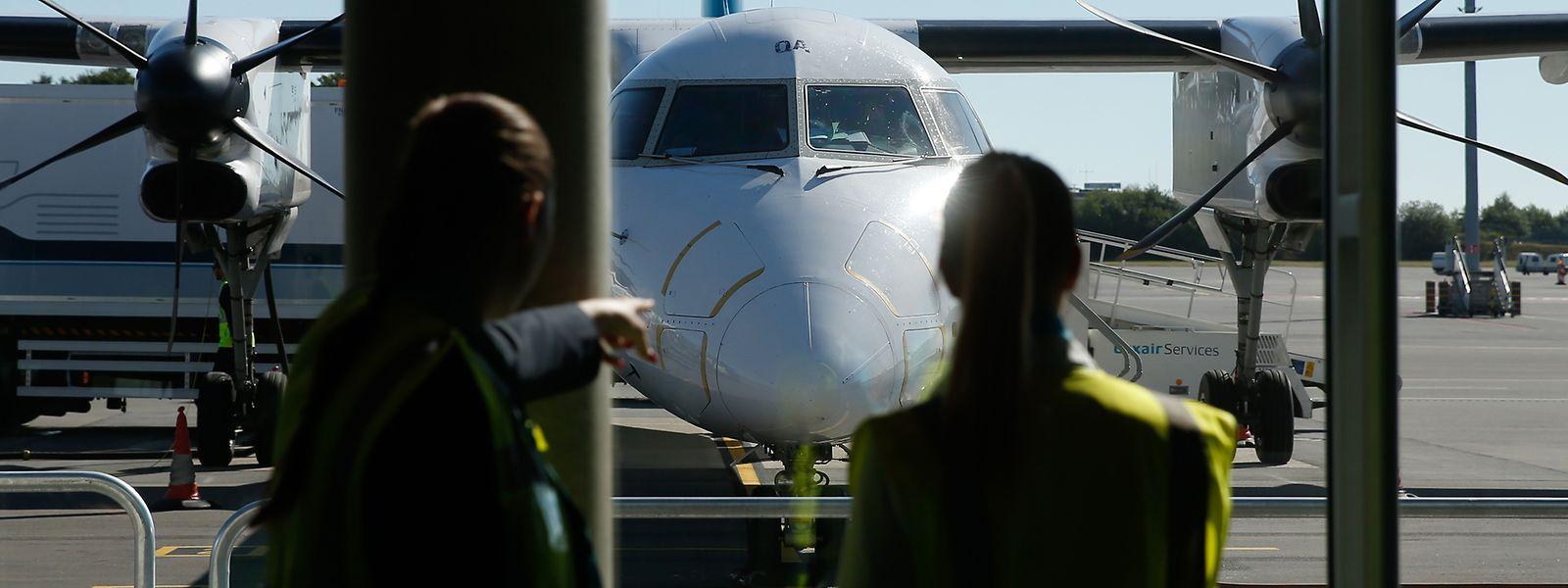 Le prix des billets d'avion a baissé de 21,4% en un mois seulement.