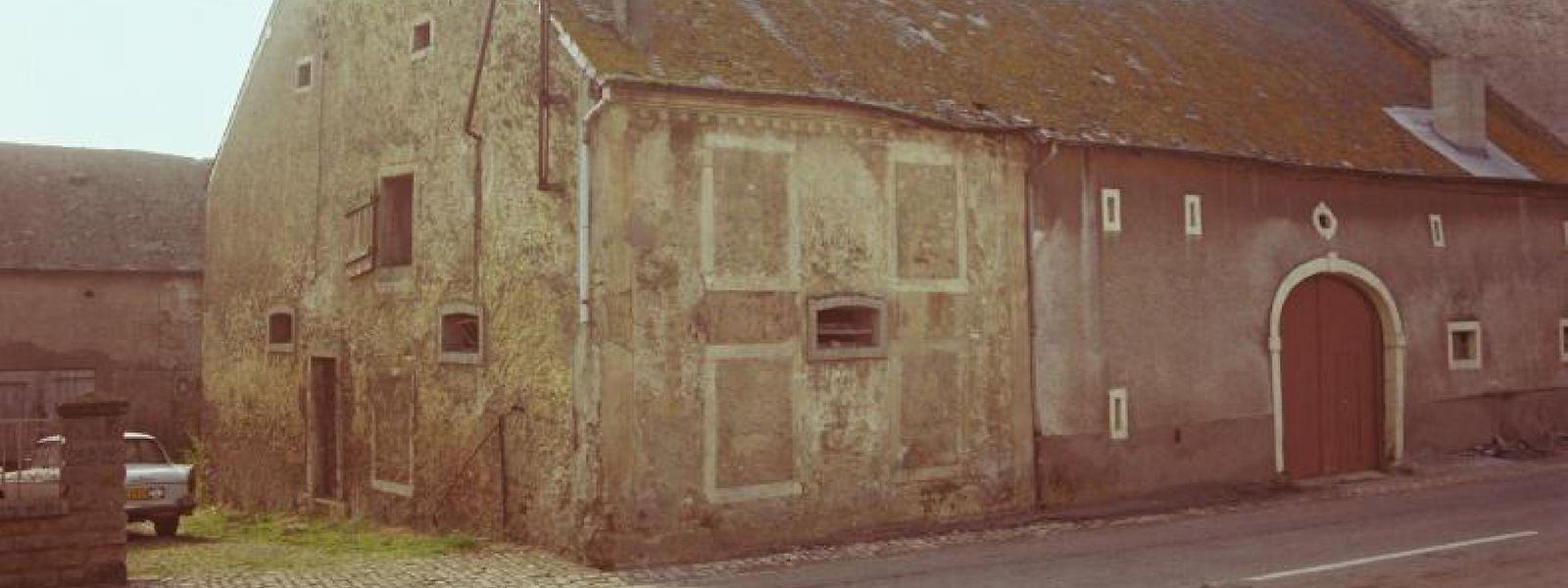 Edward Steichens Geburtshaus wurde in den 1980er-Jahren abgerissen.