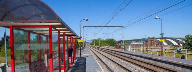 Am Bahnhof Stockem soll ein P+R-Platz entstehen.