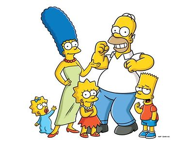 "THE SIMPSONS: Join (L-R) Maggie, Marge, Lisa, Homer and Bart Simpson for the 21st season premiere episode of ""Homer The Whopper,"" airing Sunday, Sept. 27 (8:00 - 8:30 PM ET/PT) of THE SIMPSONS on FOX.  THE SIMPSONS ™ and © 2009 TCFFC ALL RIGHTS RESERVED."