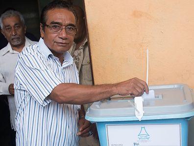 """Francisco Guterres, conhecido com o nome de guerra """"Lu-Olo"""", foi eleito Presidente de Timor-Leste"""