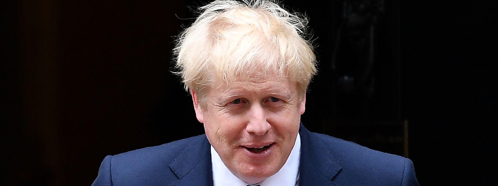 Boris Johnson estime que le «backstop» est «antidémocratique et porte atteinte à la souveraineté de l'Etat britannique»