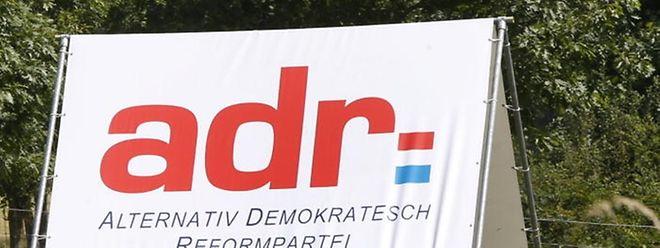Die ADR hat ihre Wahllisten fertiggestellt.