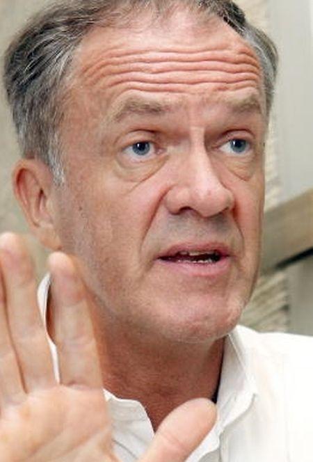 Guill Kaempff will die Probleme im Dialog mit den Geschäftsleuten angehen.