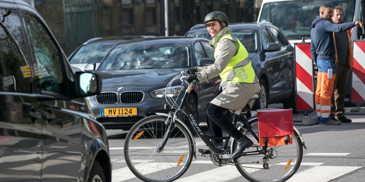Der Kauf eines Fahrrads – ob mit oder ohne Elektroantrieb – wird seit Anfang dieses Jahres mit 300 Euro Steuervorteilen belohnt.
