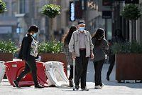 In die belgischen Geschäftsstraßen wird wieder mehr Leben einkehren: Am Montag dürfen alle Geschäfte wieder öffnen.