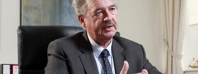 AUssenminister Jean Asselborn vertrat Luxemburg bei der Gedenkzeremonie in Kigali.