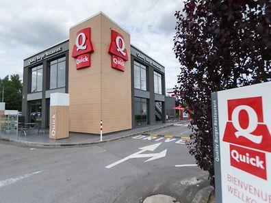 Quick bleibt in Luxemburg. Im Juli hieß es, alle luxemburgischen und belgischen Quick-Filialen sollten sukzessive in Burger King-Filialen umgewandelt werden.