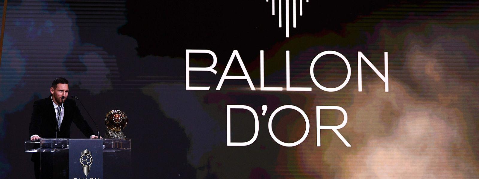 Elu Ballon d'Or en 2019, Lionel Messi n'aura pas de successeur en 2020
