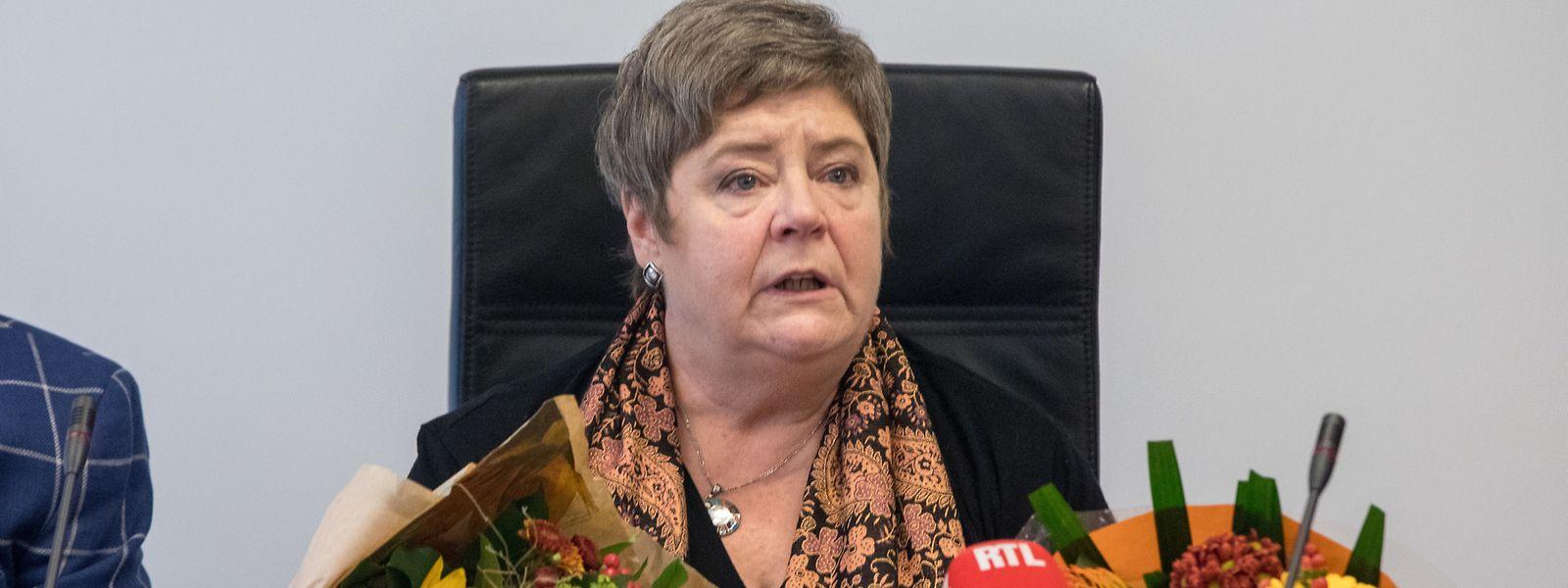 Christiane Brassel-Rausch a assuré aux conseillers vouloir travailler avec tous les partis.