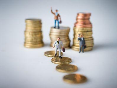 Luxemburg liegt im Trend der Wirtschaftsentwicklung der Eurozone