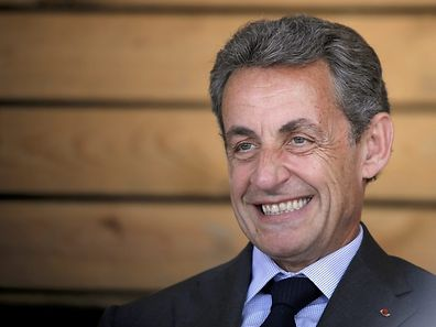 Former French President Nicolas Sarkozy will run for next year's presidential election, he announced on his Facebook account on Monday.