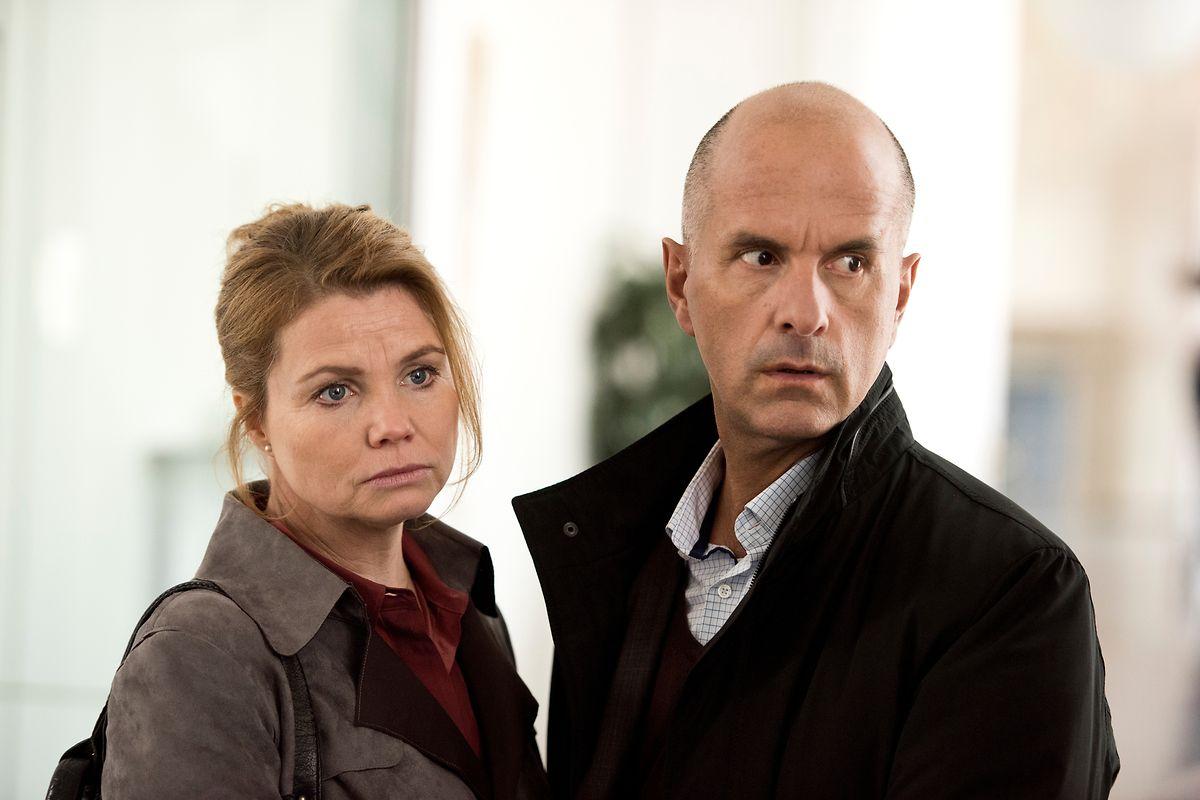 Anne (Annette Frier) und Erik (Christoph Maria Herbst) sind nur noch selten einer Meinung.