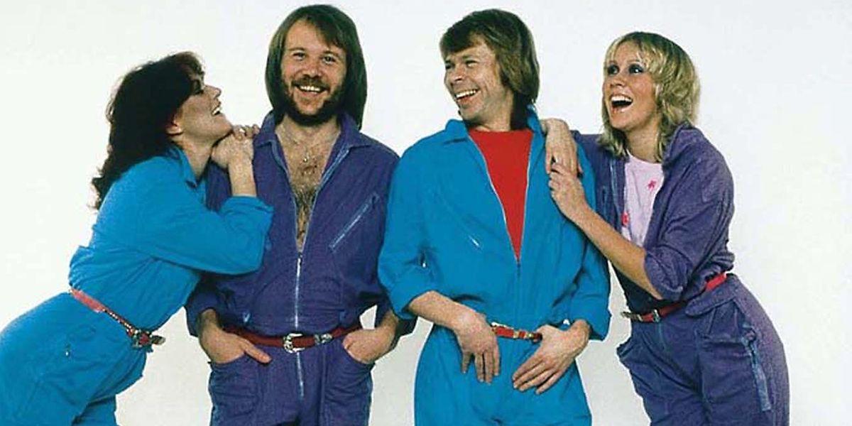 ABBA: Anni-Frid Lyngstad, Benny Andersson, Björn Ulvaeus und Agnetha Fältskog (v.l.n.r.).
