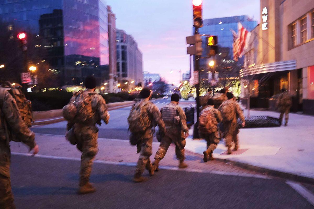 Patrouillen sollen verhindern, dass es zu gewaltsamen Zwischenfällen kommt.