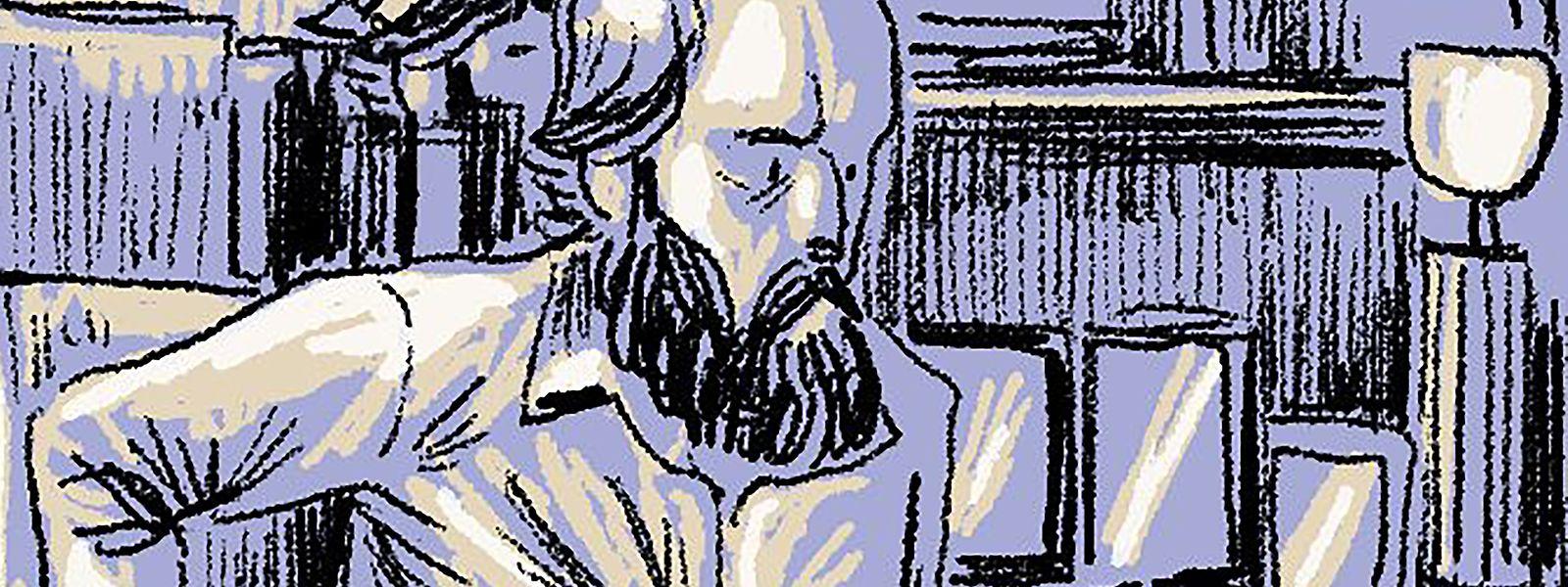 1970 erhielt Alexander Solschenizyn den Nobelpreis für Literatur.